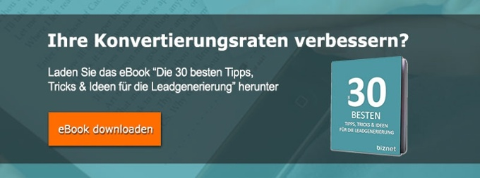 eBook Leadgenerierung downloaden