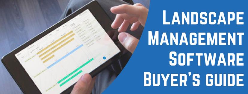 Landscape Management Software Buyer's Guide CTA