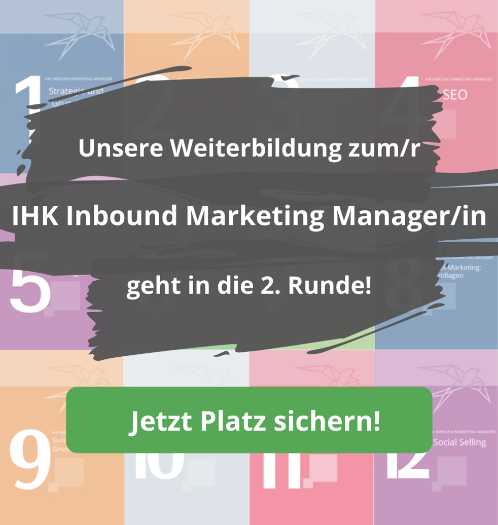 IHK Inbound Marketing Manager