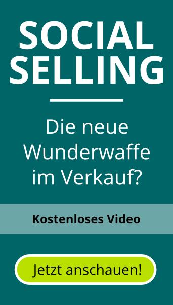 Webinar: Social Selling – Jetzt Video anschauen