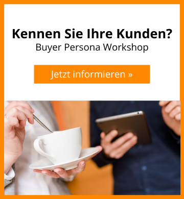 Buyer Persona Workshop HOPPE7 Inbound Marketing