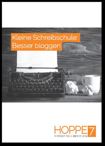 Kostenloses Whitepaper: Besser Bloggen