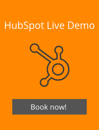 Book your HubSpot Live Demo now