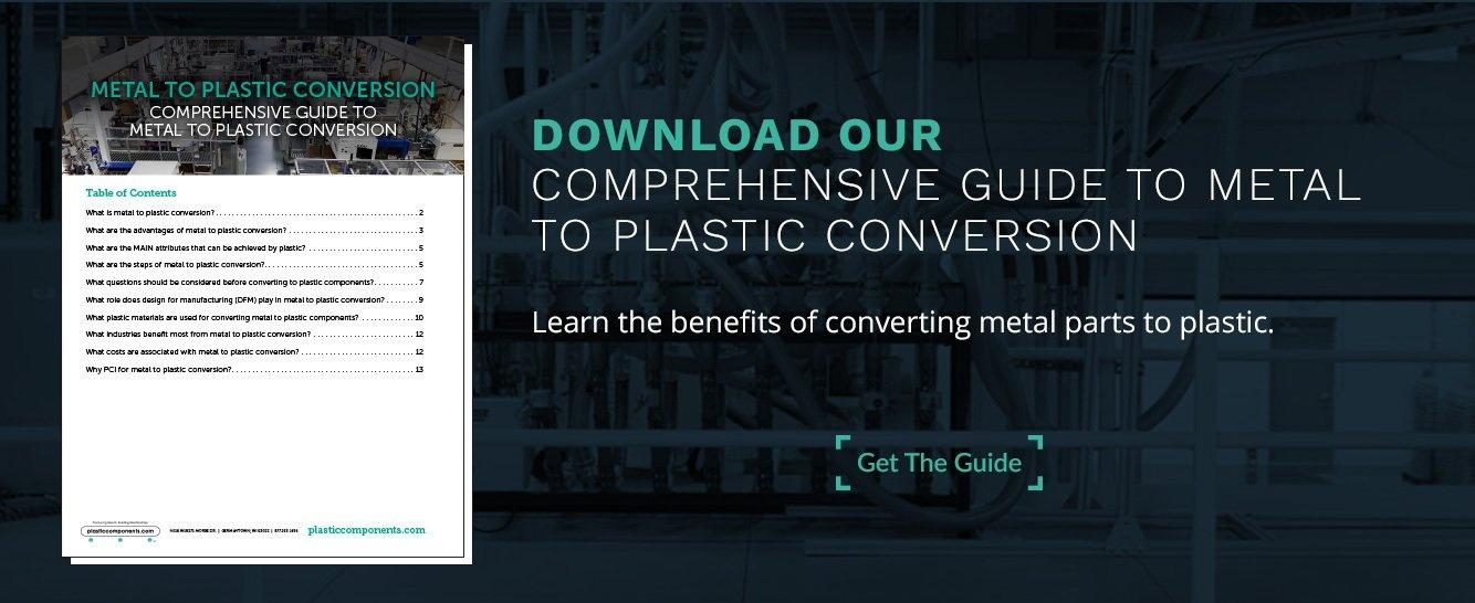Metal to Plastic Conversion - Comprehensive Guide