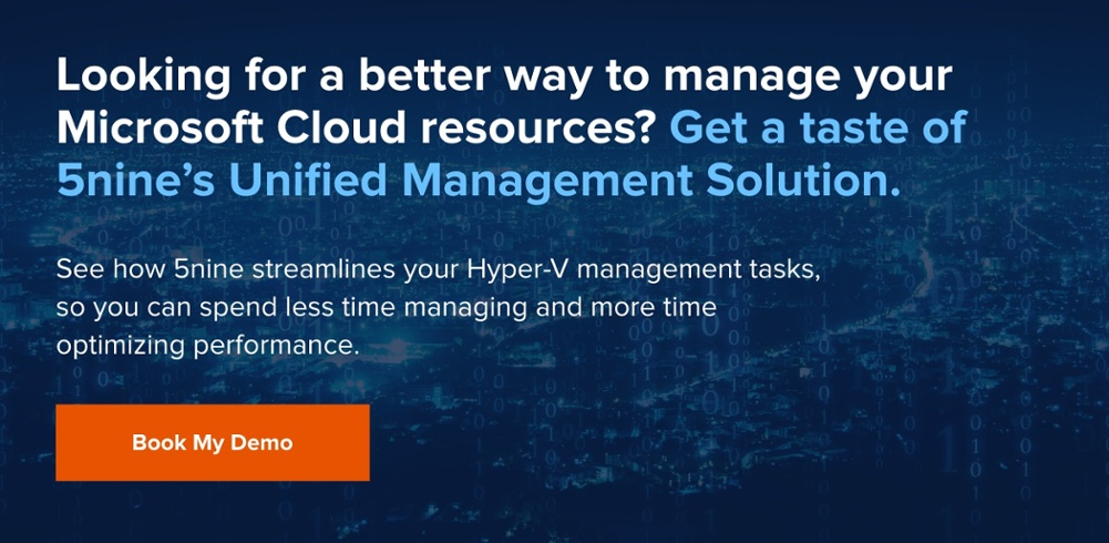 Hybrid Cloud Strategy - Book Demo