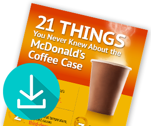 McDonalds Coffee Lawsuit