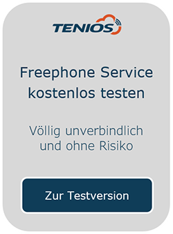 0800 Freephone Testen