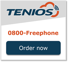 0800 Freephone Order now