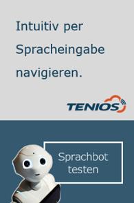 TENIOS Sprachbot testen