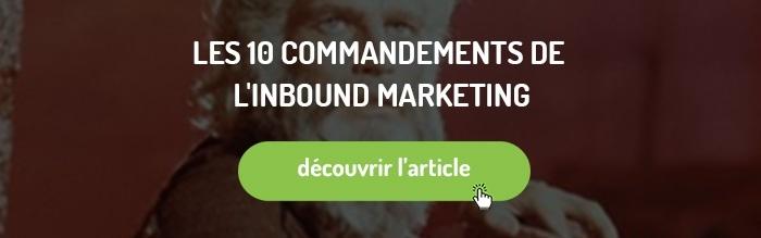 Inbound Marketing stratégie communication