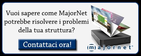 Scopri MajorNet per le strutture ricettive!