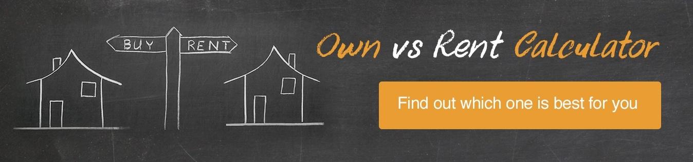 Rent vs Own Calculator CTA