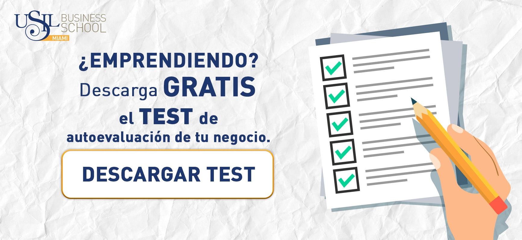 acceso al test de emprendimiento