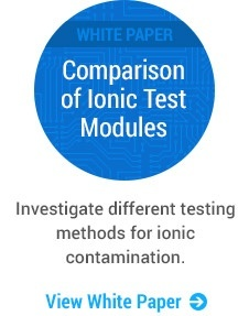 White Paper: A Comparison of Three Ionic Test Methods