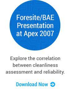 Foresite BAE Presentation at Apex 2007
