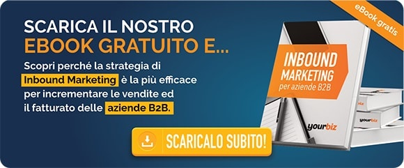 Scarica l'eBook Inbound Marketing per aziende B2B