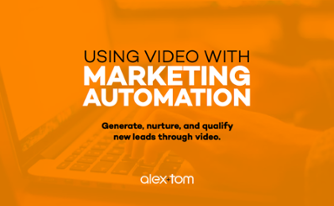 Using Video with Marketing Automation White paper Download