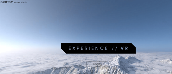 Experience vr with Alex + Tom