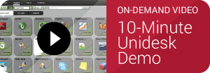 10 Minute On-Demand Unidesk Demo