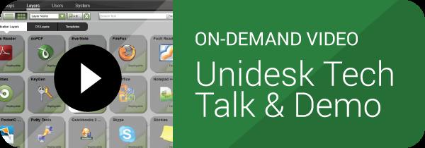 Watch: 7-Minute XenApp + Unidesk Demo