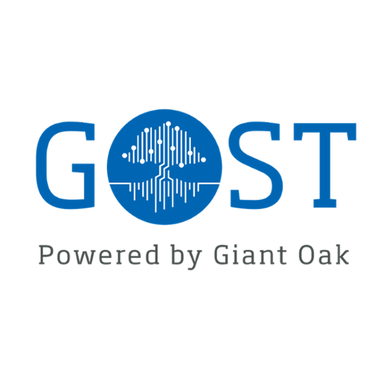 GOST, Powered by Giant Oak