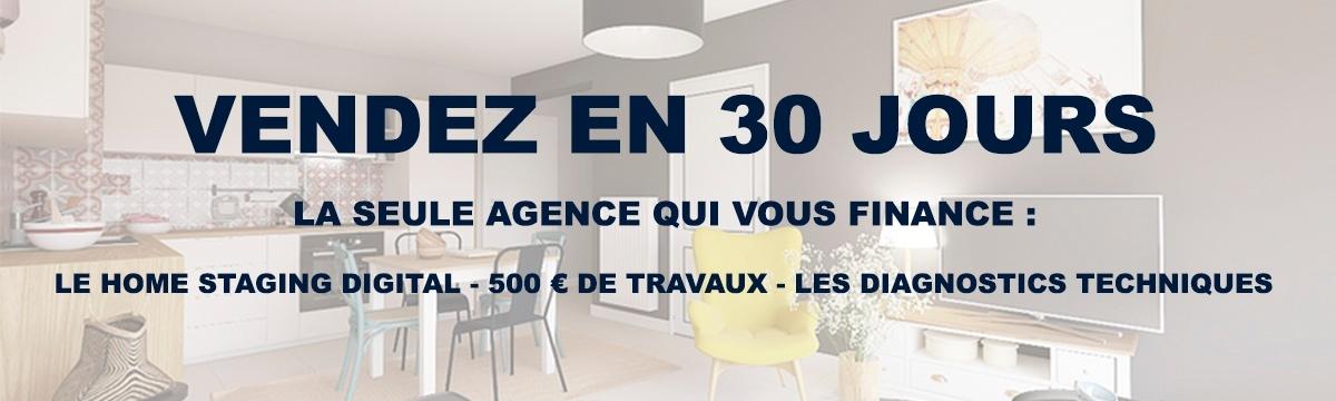 Vendez en 30 Jours Découvrez nos services premium