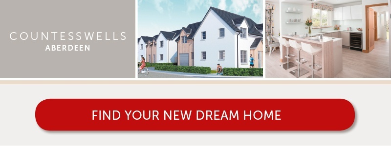 Find your new dream home at Countesswells