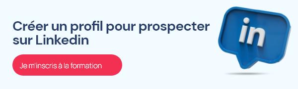 Apprenez à créer votre profil LinkedIn optimisé pour votre business grâce à nos formations