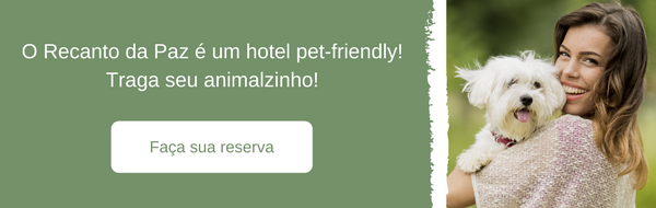 Recanto da Paz - Hotel Pet Friendly
