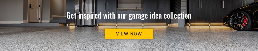 View our free garage idea collection