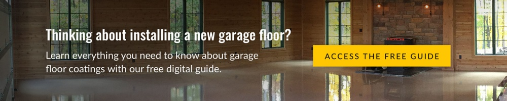 Get the Free Ultimate Guide to Garage Flooring