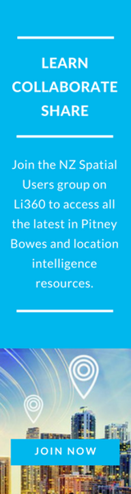 Li360 NZ Spatial Users Group