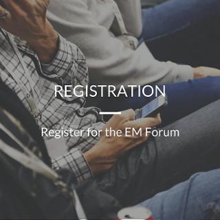 Register - 2018 EM Forum