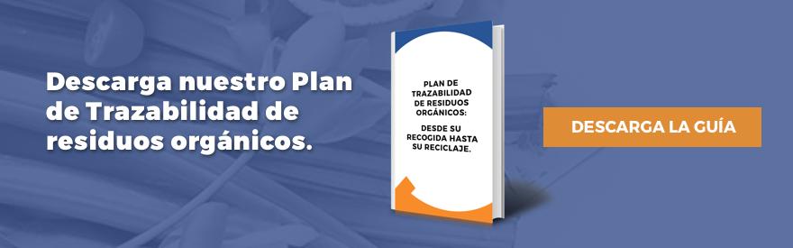 Plan de trazabilidad residuos organicos
