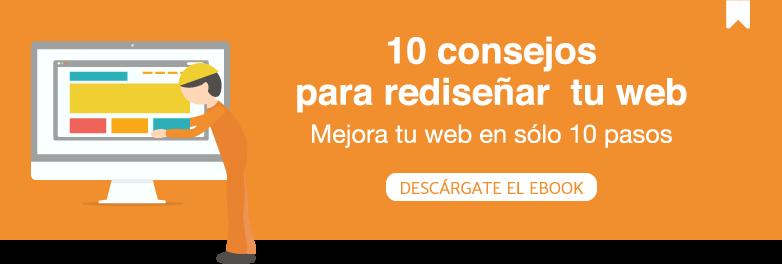 10 consejos para el rediseño de tu web