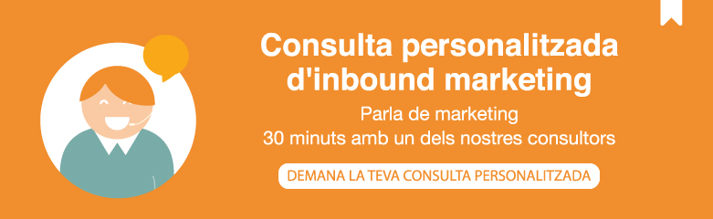 Consulta personalitzada d'inbound marketing
