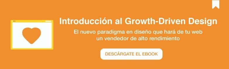 Introducción al Growth-Driven Design