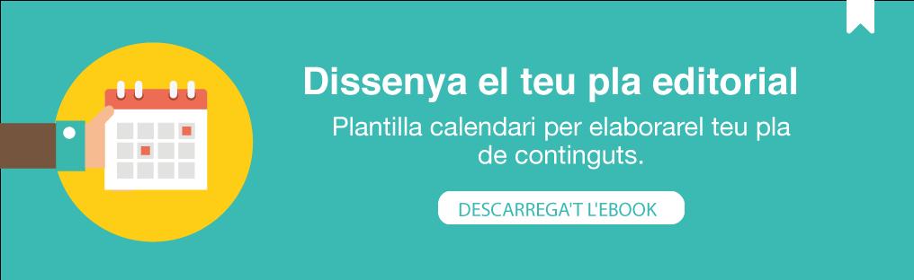 Calendari Editorial