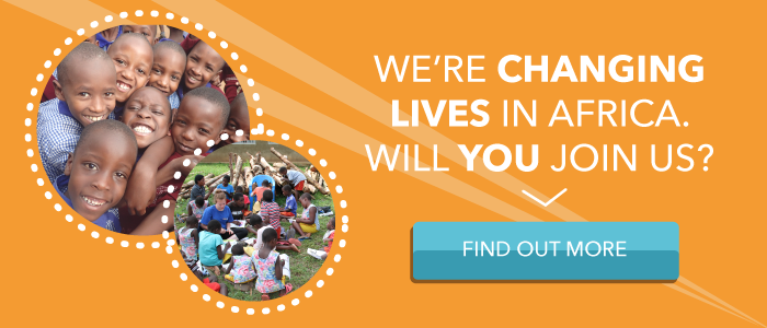 Changing lives in Africa - will you join us?