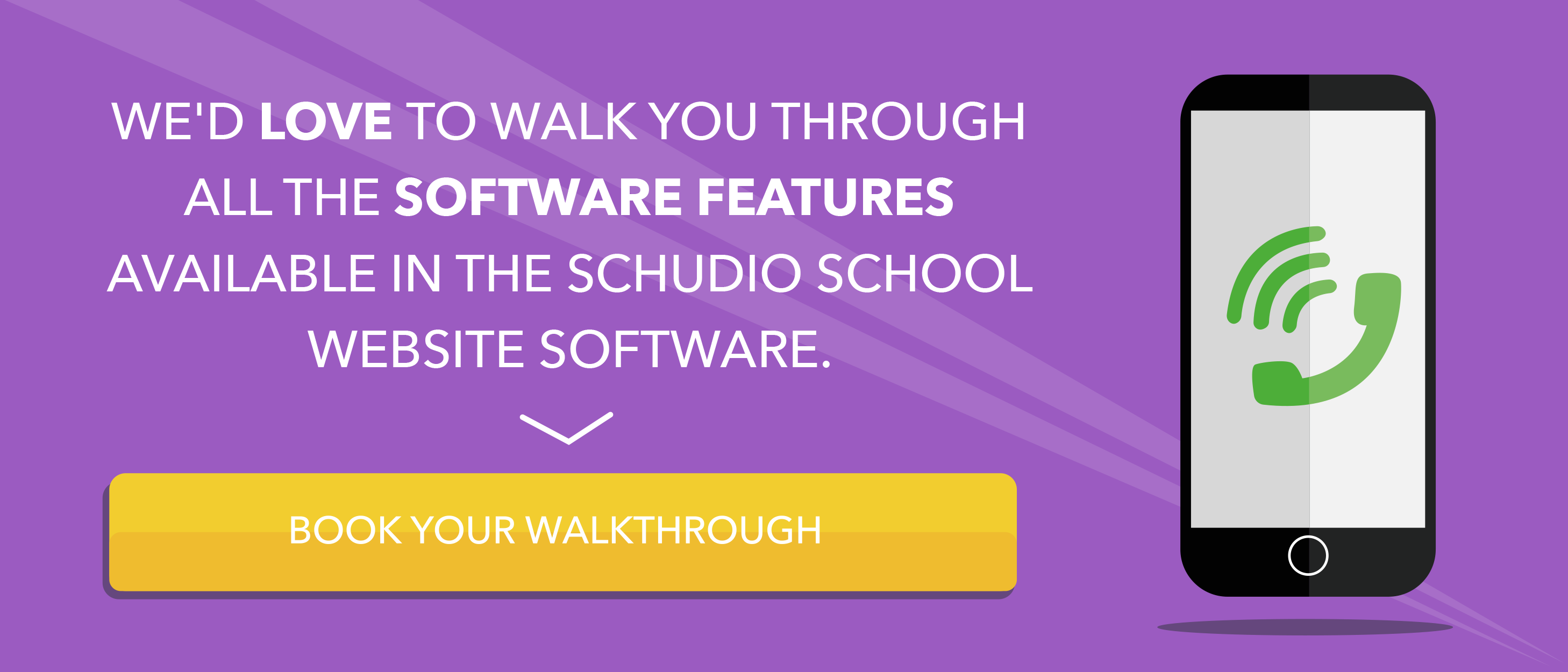 Book a school website walkthrough