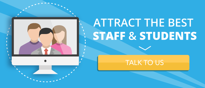 Attract the Best Staff & Students