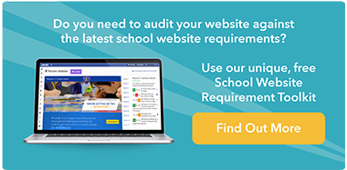 School Website Requirements Checker