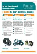Fenner Shaft Fixings