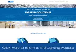 Visit the ERIKS industrial Lighting Home page