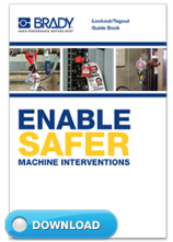 Brady Enable Safer Machine Interventions