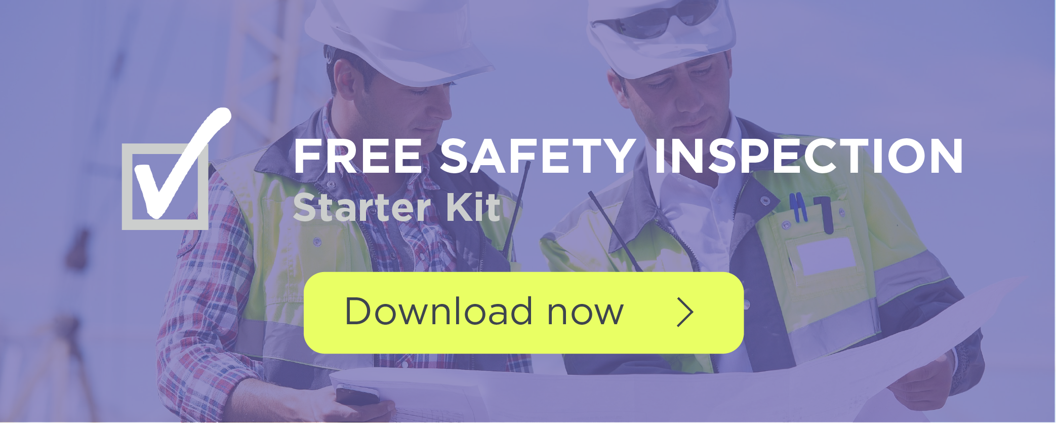 Safety Inspection Starter Kit