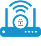 Total Digital Security product icon router security and wifi protection