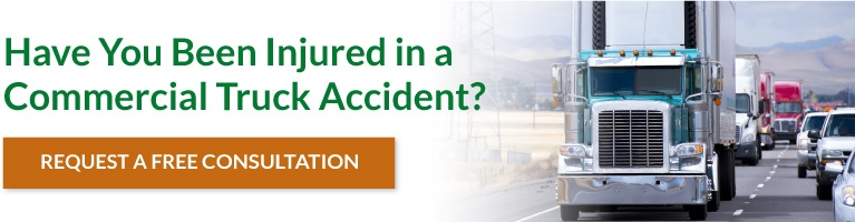 Have You Been Injured in a Commercial Truck Accident?