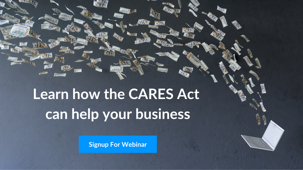 Watch CARES Act webinar