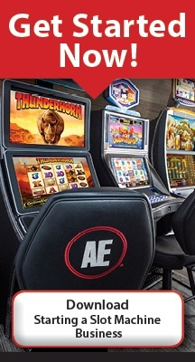 Download our guide about starting a slot machine business